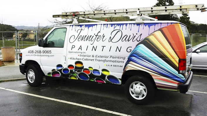 San jose painters painting contractor for Car paint company