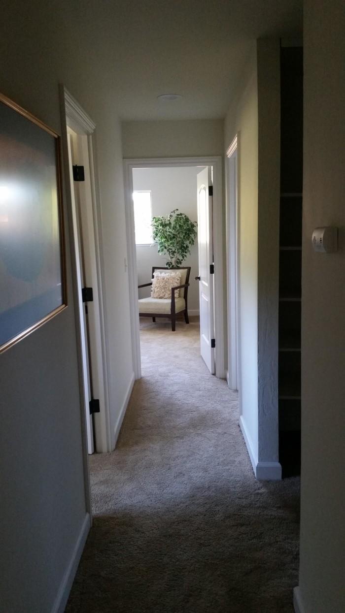 Baseboards, Trim and Door Update - Jennifer Davis